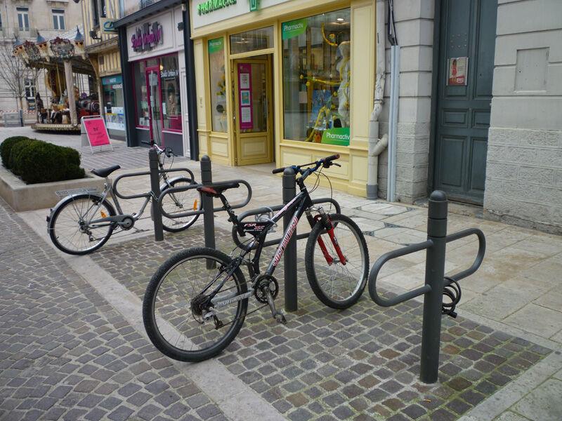 Collection de mobilier urbain gigogne square - Velo elliptique d exterieur ...